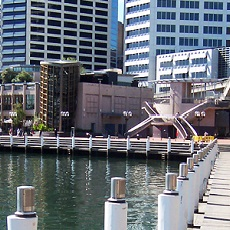 BOXWARS Discovery Trail at Darling Harbour