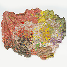 El Anatsui: Five Decades