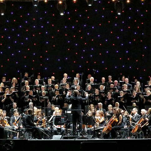 Symphony Under the Stars – The Domain