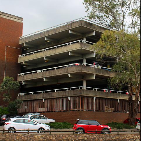 Colo Lane Car Park