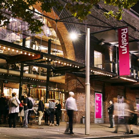 Roslyn Packer Theatre Walsh Bay