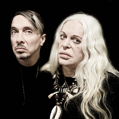 Genesis Breyer P-Orridge & Edley ODowd