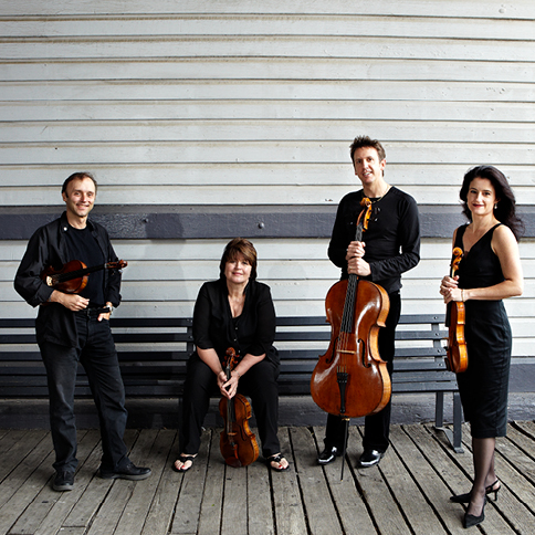 Seidler Salon Series – Goldner String Quartet