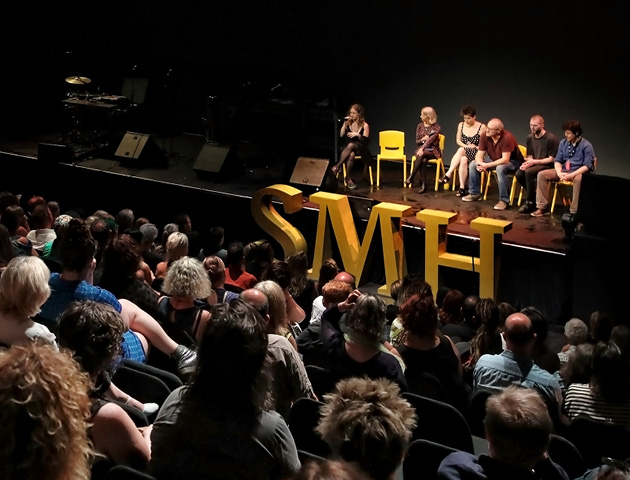 The Sydney Morning Herald Q&A with the Artists
