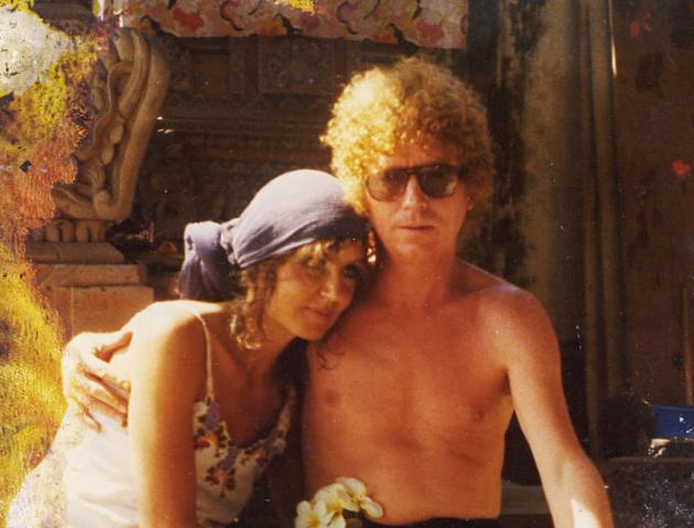 Brett & Wendy... A Love Story Bound by Art
