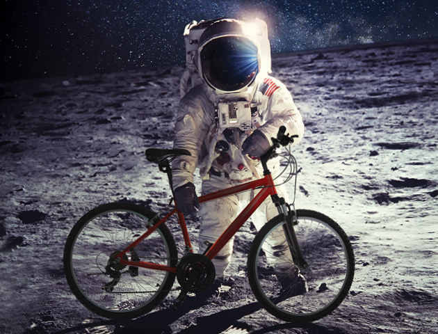 Travel to the moon with free outdoor art at Sydney Festival