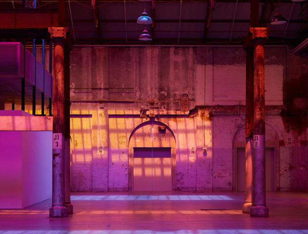 Rebecca Baumann: Radiant Flux