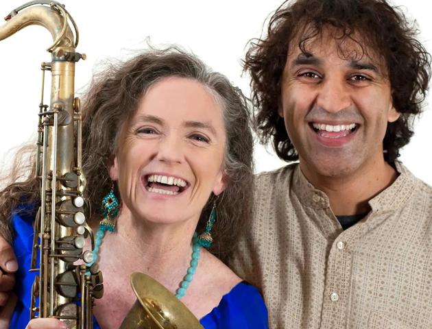 Bobby Singh & Sandy Evans