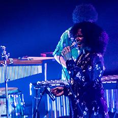 Listen to Neneh Cherry's #sydfest performance