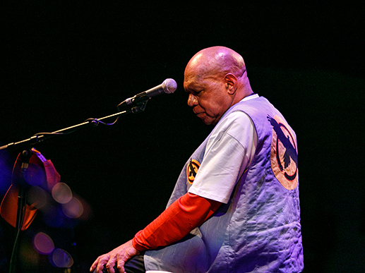 Re-live Archie Roach at SYDFEST 2020